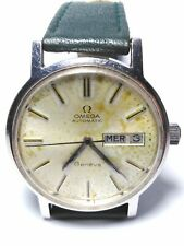 Omega Geneve Vintage Watch Automatic Swiss Made