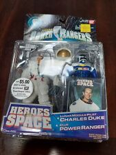 Heroes of Space Power Rangers Space Charlie Duke MIP