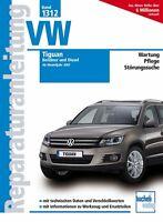 VW TIGUAN REPARATURANLEITUNG Reparaturbuch Jetzt helfe ich mir selbst Handbuch