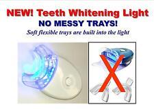 NEW LED BLUE LIGHT ACCELERATOR WHITE LIGHT @ NO MESSY TRAYS @