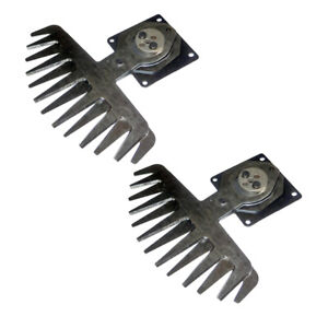 Black and Decker GSP401 2 Pack of OEM Replacement Shear Blades # 90625632-2PK