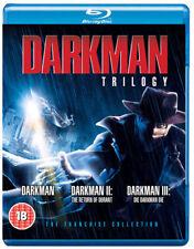 DARKMAN Trilogie - / II - The Return of DURANT / III - Di