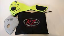 RZ Mask Breathe Safe M1 Neon (size Regular over 125 lbs)