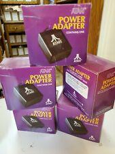 2600 POWER SUPPLY AC Adapter Plug Orig Atari New DAMMAGED BOX Purple
