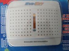 Eva-Dry E-333 Mini Dehumidifier - White