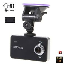 TELECAMERA MINI DVR AUTO CAMPER FULL HD1080P  AV MONITOR LCD 2.4  MICRO SD LED
