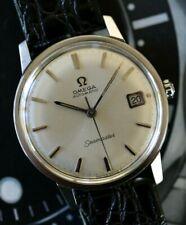 Vintage 1966 Omega Automatic Seamaster Watch all Original Serviced Caliber 565