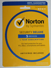 Norton Security Deluxe 5 Devices 1 User Download