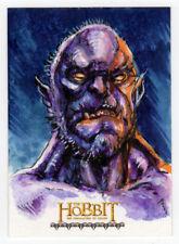 The Hobbit : The Desolation of Smaug Dan Gorman Sketch Card