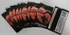 1999 Inkworks Sleeps Hollow Trading Cards 10 unopened packs