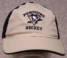 Embroidered Baseball Cap Sports NHL Pittsburgh Penguins NEW 1 hat size fits all