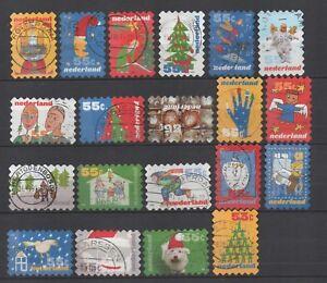 Netherlande 1999 Noel Oblitéré