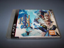 SENGOKU BASARA SAMURAI HEROES - Playstation 3 PS3 - UK PAL - NEW FACTORY SEALED