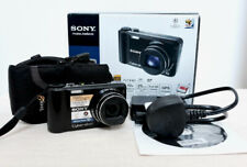 SONY Cyber Shot DSC-HX5V Compact Digital Camera - Black 10.2 MP