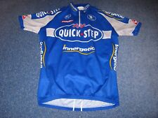 QUICKSTEP Innergetic tempo VERMARC CICLISMO IN JERSEY ITALIANO [L-4-50]