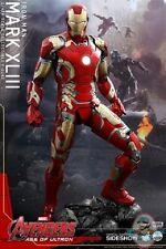 1/4 Scale Avengers Age of Ultron Iron Man Mark XLIII Figure Hot Toys
