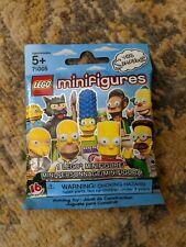 LEGO The Simpsons Series Bart Simpson Minifigure 71005 New Sealed