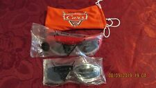"""""""SEALED"""" DISNEY """"CARS"""" PAIR OF 3D GLASSES WITH INTERCHANGEABLE SUNGLASSES"""