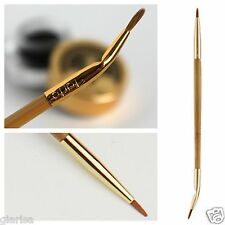 NEW TARTE EYELINER BRUSH DOUBLE ENDED EYELINER LIP MAKEUP BRUSH MAKEUP TOOL
