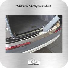 Profil Ladekantenschutz Edelstahl für Audi Q7 II SUV Typ 4M Kombi ab Bj. 1.2015-