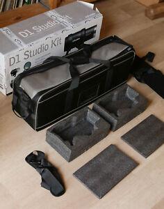 PROFOTO Bag M From Studio KIT + BOX D1 250W / 500W / 1000W D2 B1 Empty Flash