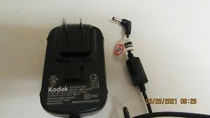 Kodak Ac Adapter Model Mpa-630A Input 100-120 V Output 12V 2 A 6.N1