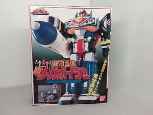 Vintage Power Rangers Deluxe DX MEGAVOYAGER - Bandai 1997