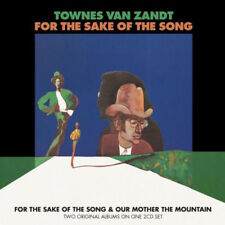 Townes Van Zandt : For the Sake of the Song/Our Mother the Mountain CD (2014)