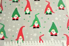 Baumwollstoff Weihnachtsstoff  Baumwolle Dekostoff Webware Weihnachten