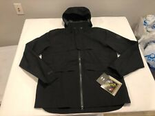 NWT $300.00 Under Armour Mens Paclite Gore-Tex Waterproof Jacket Black Size XL