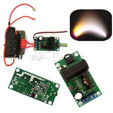 Zvs Tesla Coil Booster High Voltage Generator 20kv Plasma Music Arc Speaker Kits