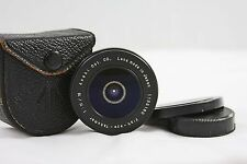 ASAHI PENTAX M42 SCREW MOUNT 18MM F11 FISH-EYE-TAKUMAR CAMERA LENS FISHEYE