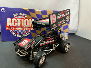 Action WOW Stevie Smith 1998 Sprint Car 1/24 Scale Diecast 1 Of 4,008