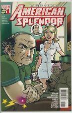 American Splendor 2008 series # 1 very fine comic book