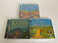 3x M.C Beaton Agatha Raisin Audiobooks by BBC - VGC/Sealed - Free P&P