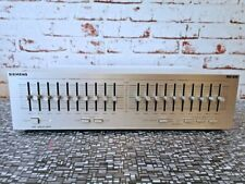Siemens RQ-600 - 10-Band Graphic Equalizer - Topzustand