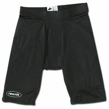 reusch Soccer Padded Compression Short Black As