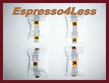 4 DESCALER TABLETS FOR NESPRESSO CAPSULE COFFEE MACHINE inc KRUPS, SIEMENS, JURA