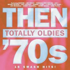 CD: THEN Totally Oldies '70's Volume 6 NM