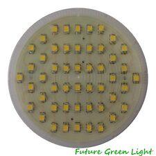 GX53 50 SMD LED 240V 3W 240lm BIANCO LAMPADINA ~ 45W