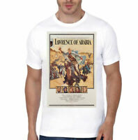 Lawrence Of Arabia 60s Movie Poster Unisex T-Shirt