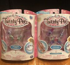Twisty Petz Snowshine Lovely Deer Series 1 Pet To Bracelet Htf