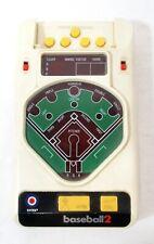 1979 Entex Baseball 2 Handheld Spiel Getestet Werke