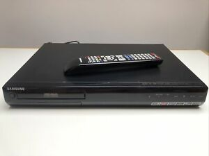 Samsung DVD-SH893M DVD Recorder 160GB HDD Freeview With Remote Black