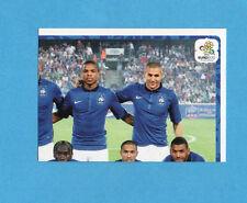 PANINI-EURO 2012-Figurina n.458- SQUADRA/TEAM 2/4- FRANCIA -NEW WHITE BOARD