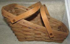 1985 Vintage Longaberger Sleigh Basket