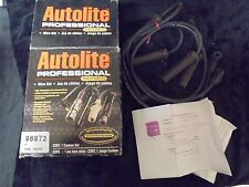 Autolite Spark Plug Wire Set-Professional Series  96872 4 cylinder