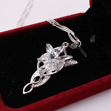 Arwen's Evenstar Necklace Unisex Fashion Jewerly Lord Of The Rings pendant
