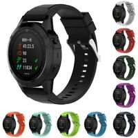 For Garmin Fenix Silicone Fitness Replacement Wrist Band Strap