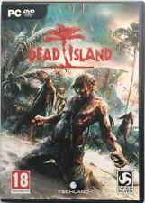 Gioco Pc Dead Island - Deep Silver 2011 Usato